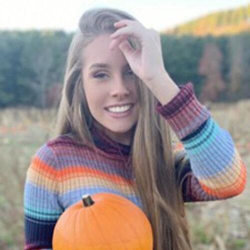 Grace Ramsey, intern