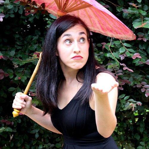 Lorelei Stephenson, senior copywriter